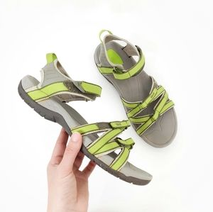 TEVA Spider rubber shoc pad  tirra sandals